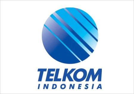 logo telkom lama