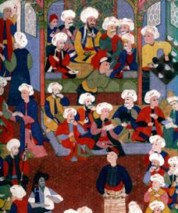 Ilustrasi Peradaban Muslim