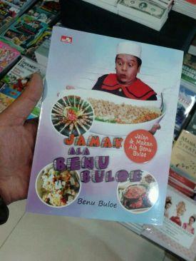 Buku Jalan & Makan Ala benu Buloe
