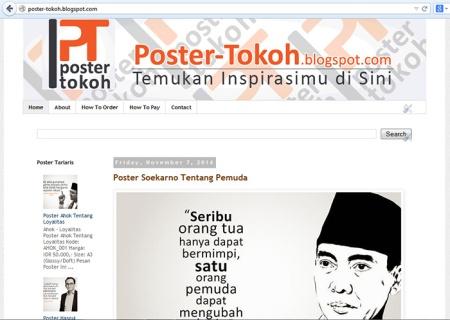 Poster Tokoh