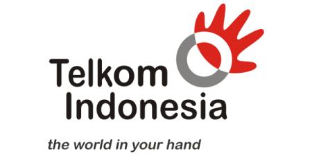 Logo PT Telekomunikasi Indonesia, Tbk
