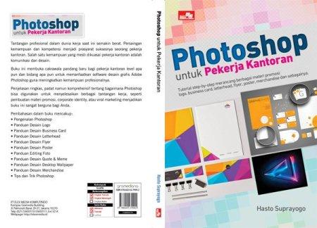 Buku Photoshop Untuk Pekerja Kantoran