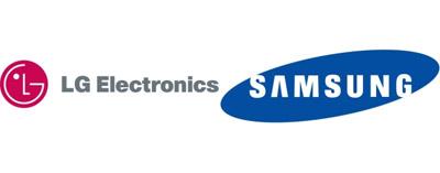 Logo LG &Samsung